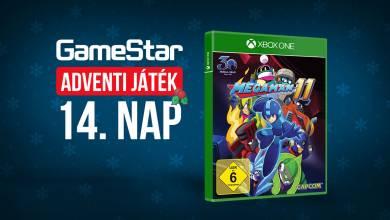 GameStar adventi játék 14. nap – retro élmény modern köntösben