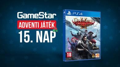 GameStar adventi játék 15. nap – kalandra hívunk!
