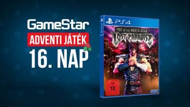 GameStar adventi játék 16. nap – nanit hoztunk mára?
