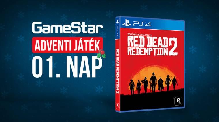 GameStar adventi játék 1. nap - az év egyik legjobb játékával indítunk! bevezetőkép