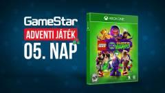 GameStar adventi játék 5. nap - szupergonoszok, előre! kép