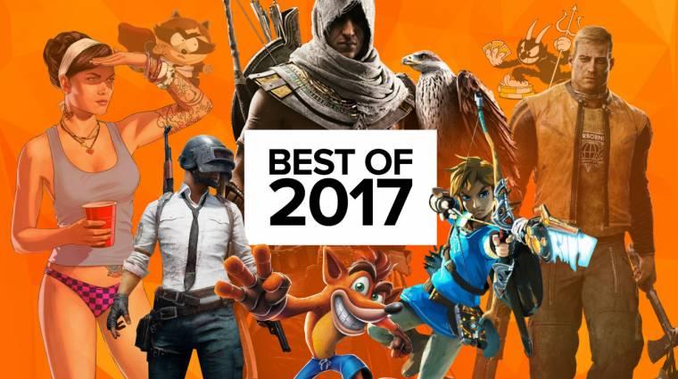 Ezek voltak 2017 legjobb játékai szerintetek bevezetőkép
