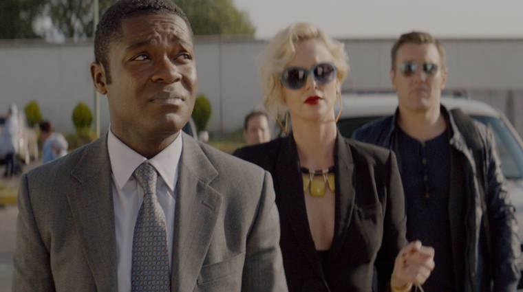 Gringo - az új videóban a színészek mesélnek a fekete komédiáról kép