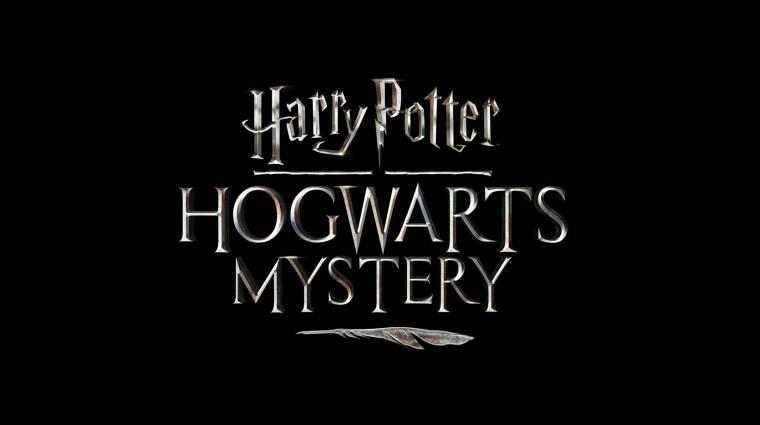Harry Potter: Hogwarts Mystery - újabb varázslós mobilos cím készül bevezetőkép