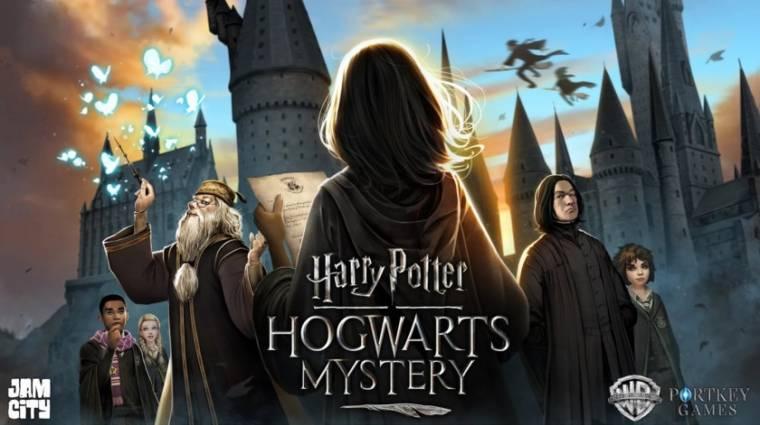 Végre mozgás közben is láthatjuk az új Harry Potter játékot bevezetőkép