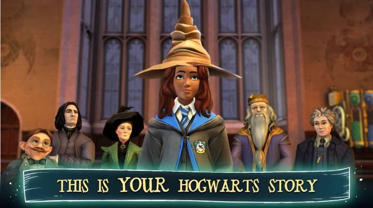 Harry Potter: Hogwarts Mystery - vannak, akik már kipróbálhatják bevezetőkép