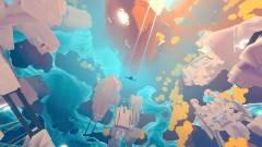 InnerSpace - egy repülős játék, melyben kifordított világokat fedezhetünk fel kép