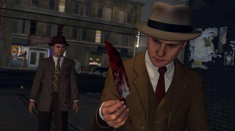 The Walking Dead VR, L.A. Noire, God of War - ezzel játszunk a hétvégén bevezetőkép