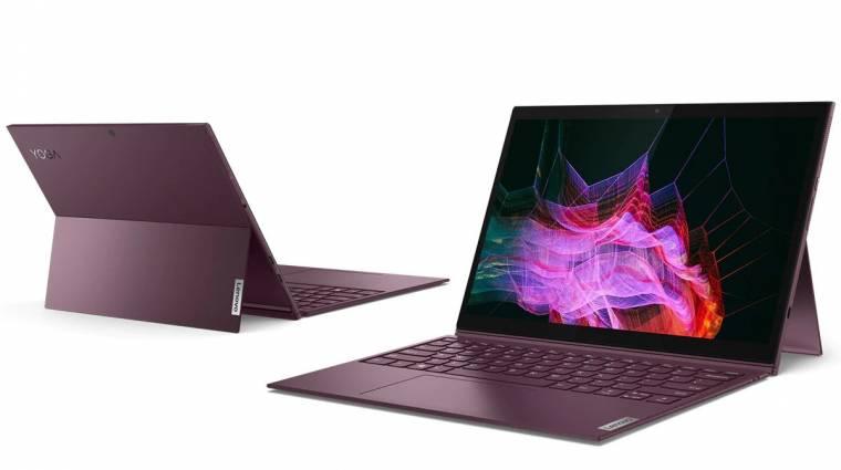 Jön a Lenovo lecsatolható billentyűzetes Yoga hibridje kép