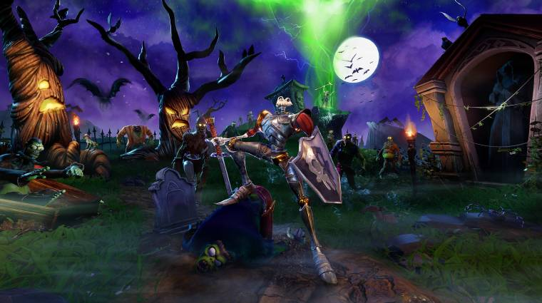 MediEvil - félórányi játékmenetben hasonlítják össze az eredeti verziót és a remake-et bevezetőkép