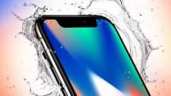 Nem csökkentik az iPhone X gyártását kép