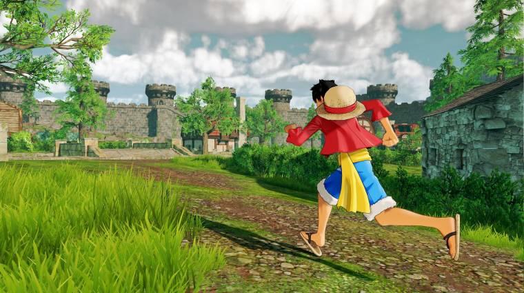 One Piece: World Seeker - egészen 2019-ig csúszik a megjelenés bevezetőkép