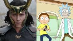 A Rick és Morty egyik írójával készül a Loki sorozat kép