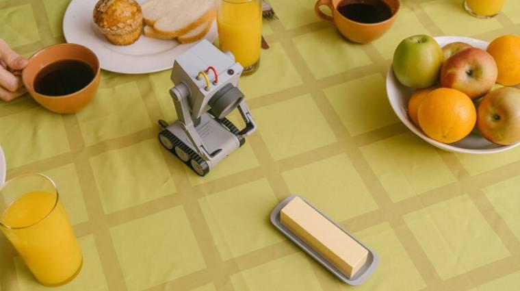 Bárki megrendelheti a Rick és Morty vajadagoló robotját kép