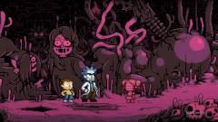 Rövid, videojátékos különkiadást kapott a Rick és Morty kép