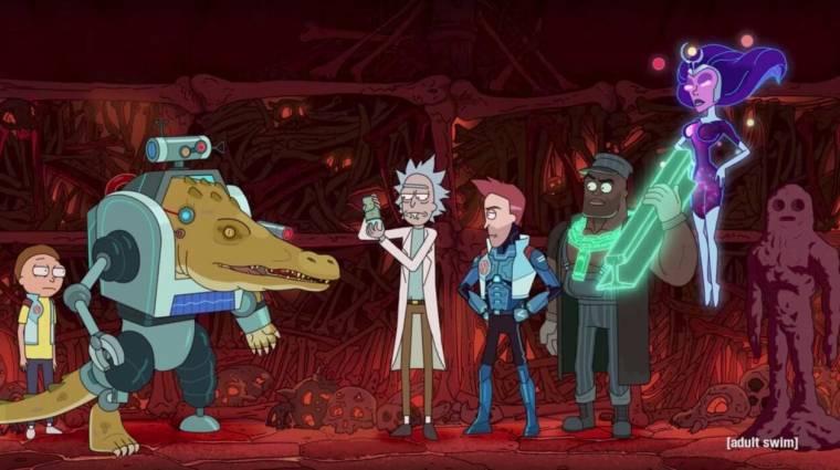 Spin-off sorozat készül a Rick és Morty-hoz kép