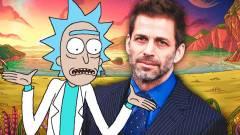 Zack Snyder szívesen rendezne egy Rick és Morty filmet kép