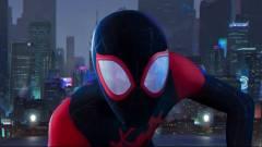 Előzetesen a Spider-Man: Into the Spider-Verse animációs film kép