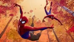 Pókember: Irány a Pókverzum - 300 millió felett a bevétel kép