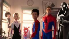 Pókember: Irány a Pókverzum - elképesztő az új trailer kép