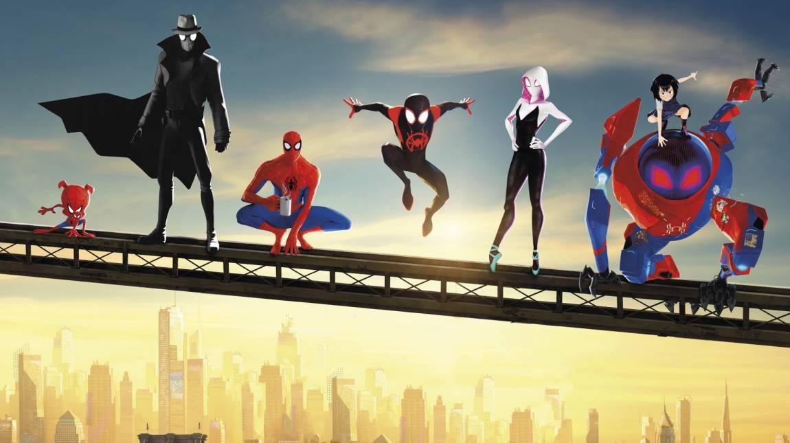 Pókember: Irány a Pókverzum! - Kritika kép