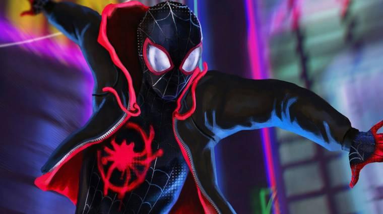 Ilyen kiadásokban vihetjük haza a Pókember: Irány a Pókverzumot! kép
