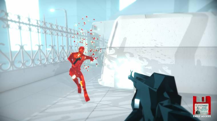 Bemutatkozott a Superhot új kiegészítője bevezetőkép
