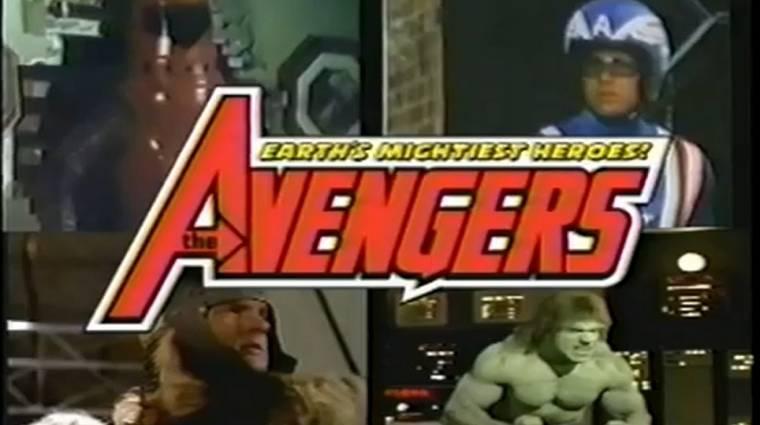 Napi büntetés: ezért nem láthattad az 1978-as The Avengers filmet bevezetőkép