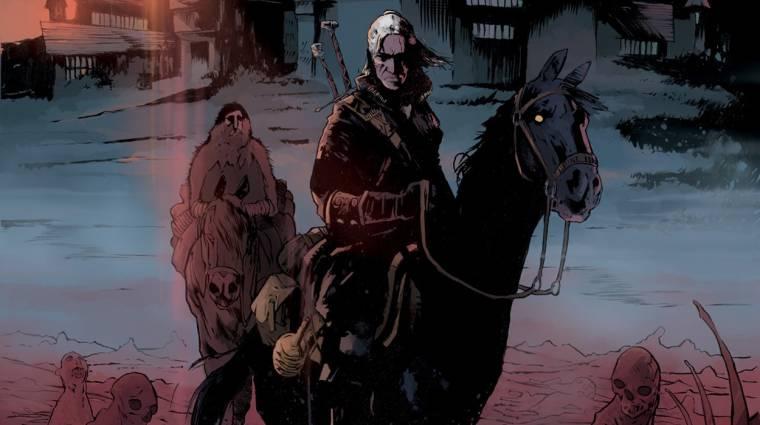 Pletyka: animációs Witcher sorozaton dolgozhat a Netflix kép