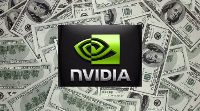 Hiába a kártyahiány, az Nvidia így is elég jól keres kép