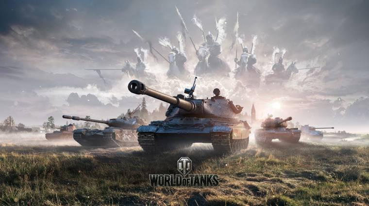 14 napig mindenki prémium tag lehet a World of Tanksben bevezetőkép