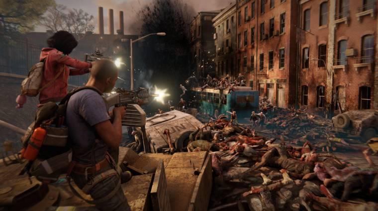 World War Z - az AMD is közreműködik a zombis akciójátékban bevezetőkép