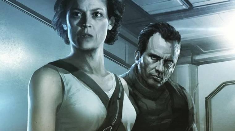 Még több Alien 5 látványterv került fel az internetre bevezetőkép