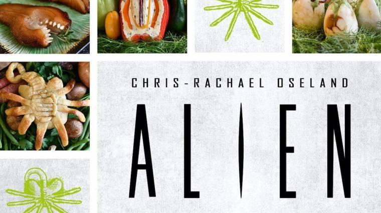 Napi büntetés: az Alien szakácskönyv a film ízletes borzalmait kínálja bevezetőkép