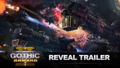 Battlefleet Gothic: Armada 2 - bejelentették a folytatást, egyből érkezett a trailer is kép