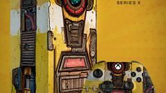 A Claptrapről mintázott Borderlands 3-as Xbox Series X minden rajongó álma kép