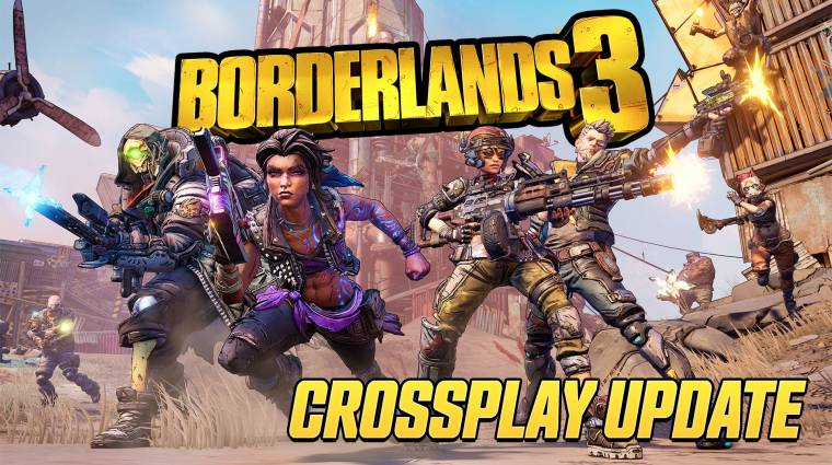 Élesedett a cross-play a Borderlands 3-ban, egy konzolcsalád kimaradt a buliból bevezetőkép