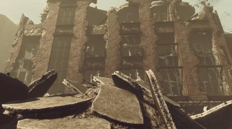 Így áll a mod, ami a Fallout 3-at a negyedik részbe ülteti át bevezetőkép