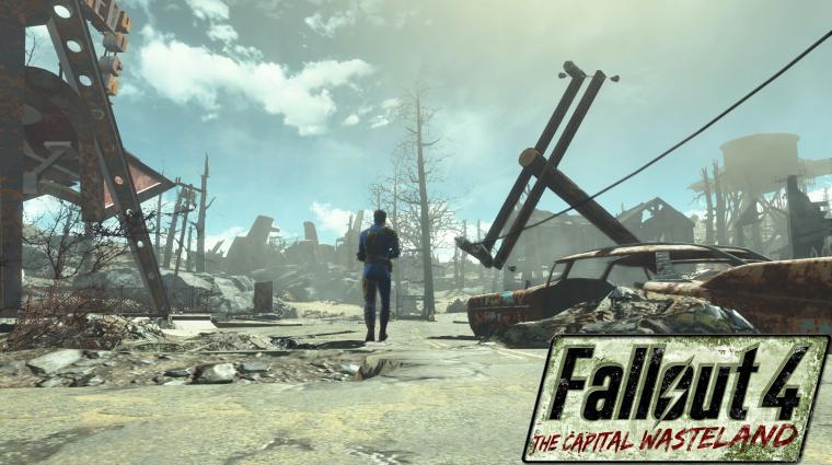 Leállt a Fallout 4-be ültetett Fallout 3 projekt bevezetőkép