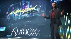 Cyberpunk 2077 - jótékonykodás lett a bekiabálás vége kép