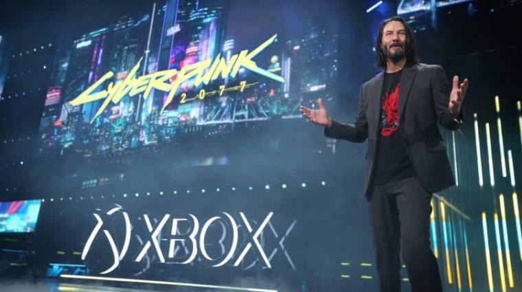 Cyberpunk 2077 - jótékonykodás lett a bekiabálás vége bevezetőkép