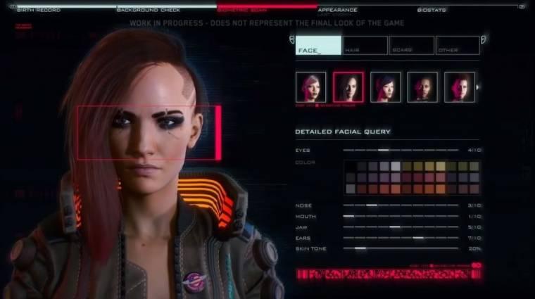Cyberpunk 2077 - bármilyen testet összerakhatunk bevezetőkép