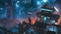 Megalkották a Cyberpunk 2077 városát a Minecraft világában kép