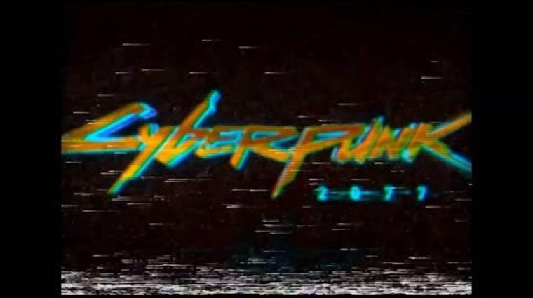 Napi büntetés: ilyen lenne a Cyberpunk 2077 hangalámondásos VHS filmként bevezetőkép