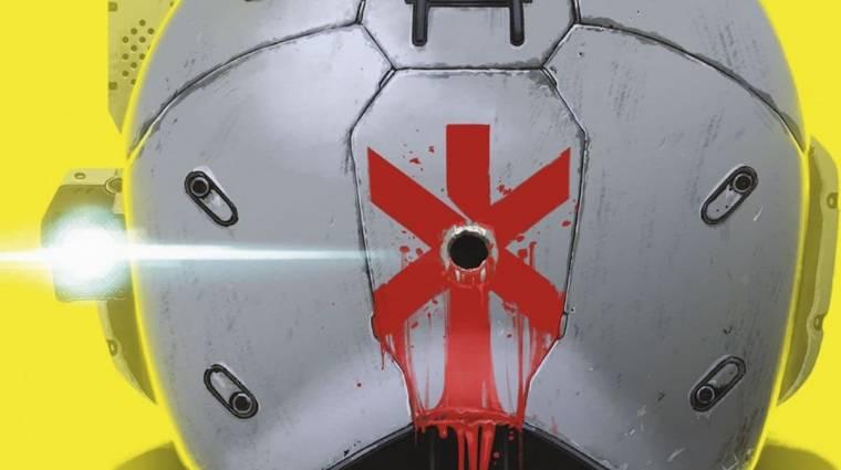 Érkezik a Cyberpunk 2077 képregénysorozat bevezetőkép