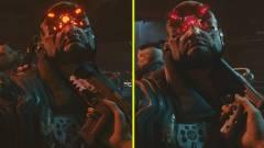 A Cyberpunk 2077 grafikája rengeteget fejlődött a pár évvel ezelőtti bemutatókhoz képest kép