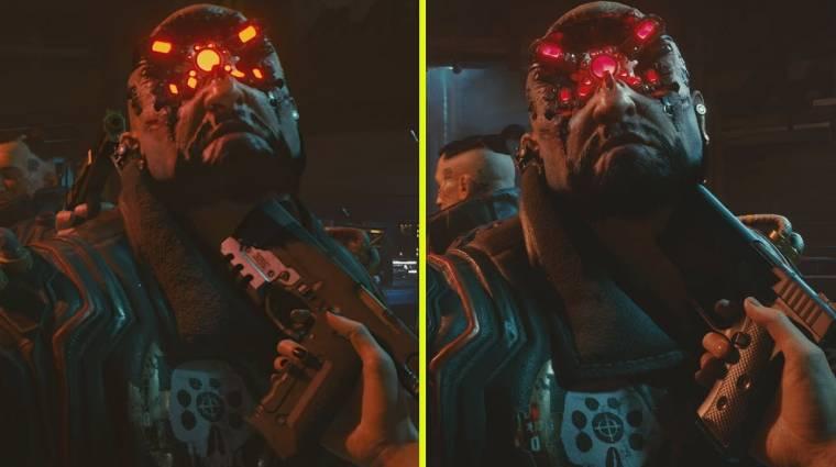 A Cyberpunk 2077 grafikája rengeteget fejlődött a pár évvel ezelőtti bemutatókhoz képest bevezetőkép
