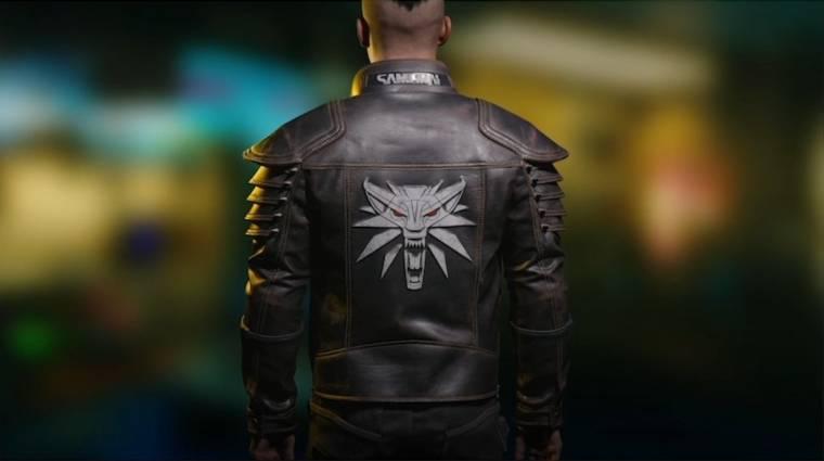 Így szerezhetsz The Witcher-kabátot a Cyberpunk 2077-ben bevezetőkép