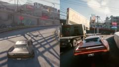Összehasonlító videó mutatja meg, mennyit változott a Cyberpunk 2077 az E3 2018-as bemutató óta kép