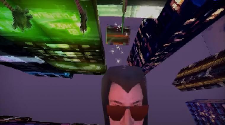 A Cyberpunk 2077 PlayStation 1-es verziójában megvan minden, amiért szeretjük a játékot bevezetőkép